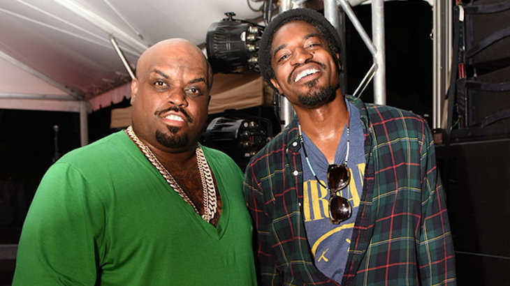 Dungeon Family Outkast Amp Goodie Mob Reunion Concert Video