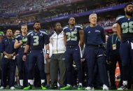 The Entire Seattle Seahawks Team Could Be Protesting the National Anthem