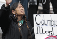 Native Americans Get REAL About Christopher Columbus (Video)