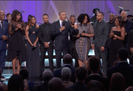 """Dave Chappelle, De La Soul & More Celebrate the Obamas With a """"Block Party"""" at the White House (Video)"""