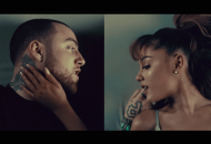 Mac Miller & Ariana Show Off Their Real-Life Chemistry And It Gets Steamy (Video)