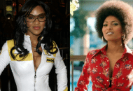 "Meagan Good Is Reprising Pam Grier's Role As ""Foxy Brown"""