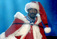 Snoop Dogg's Santa Brought His Gifts In A '64 Impala Sleigh (Video)