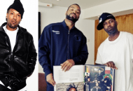 Masta Killa Is Releasing A New Album. Method Man & Redman Join Him On His 1st Single (Audio)