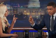 Trevor Noah Grills Tomi Lahren On Black Lives Matter & It Gets HEATED (Video)