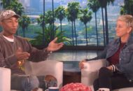 Pharrell & Ellen Aren't Runnin' From Homophobia. They Tackle It Head On. (Video)