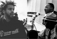 J. Cole's New Song Show's Our American Nightmare Is Far From MLK's Dream (Audio)