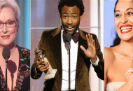 Donald Glover, Tracee Ellis Ross & Meryl Streep Used Awards For Acting To Get Real (Videos)