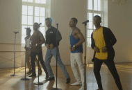 """The Cast Of """"The New Edition Story"""" Show Their Real Musical Chops During A Freestyle Battle (Video)"""