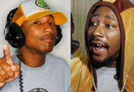 O.D.B. Steps Into The Booth & Blows Pharrell's Mind In This Throwback Footage (Video)