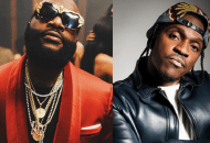 Pusha T & Rick Ross Join Forces For a Street Anthem About Hard Choices (Audio)
