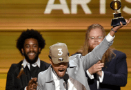 Chance The Rapper Takes Home 3 Grammys With No Problem