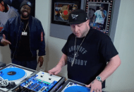 Statik Selektah Is A Highly Regarded Producer. But He's Still One Mean DJ Too. (Video)