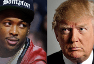 "Hackers Are Playing YG's ""F*** Donald Trump"" On Stations Across The Country (Video)"
