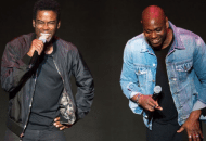 Chris Rock & Dave Chappelle Perform Together For A Watch The Throne Moment
