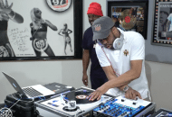 Just Blaze Makes Classic Breakbeats Sound Brand New In A Jamming Mini-Mix (Video)