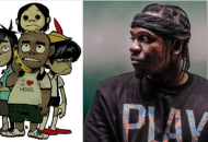 Pusha T Puts Aside The D-Boy Raps & Gives Gorillaz A Powerful Conscious Verse (Audio)