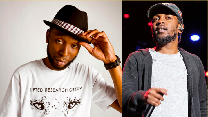 Face The World Prod By 9th Wonder: 9th Wonder Discusses The Making Of Kendrick Lamar Duckworth