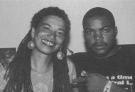 In 1991, Ice Cube Spoke With Angela Davis About Using Rap To Wake Up The People (Video)