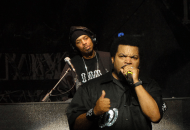 Respect The DJ: Ice Cube Refuses To Replace The Late DJ Crazy Toones On Stage (Video)