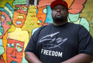 Marcel P. Black Is Using His Voice To Help His People Cry Freedom (Video)