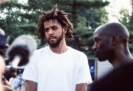 J. Cole & Ferguson Residents Have A Conversation About How To Fix The System (Video)
