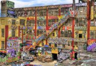 Developers Who Destroyed A Graffiti Landmark Aim To Use Its Heritage In Their Redesign