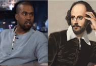 Kanye West Or Shakespeare: Who Is More Relevant Right Now? (Video)