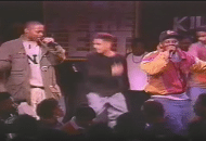 Brand Nubian's First Concert Shows They Were All For One From The Start (Video)