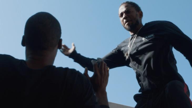Kendrick lamar element music video Kendrick lamar swimming pools soundcloud
