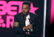 Chance Is The Youngest Person To Receive BET's Humanitarian Award (Video)