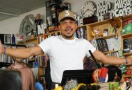Chance The Rapper Gives A Big Performance From A Tiny Desk (Video)