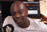 Dave Chappelle Has A Serious Conversation About Living A Happy Life (Video)