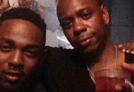 Dave Chappelle & Kendrick Lamar Have A Deep Conversation Between 2 Masters At Work