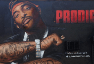 Prodigy Mural In Queens Is Vandalized Just Hours After Completion