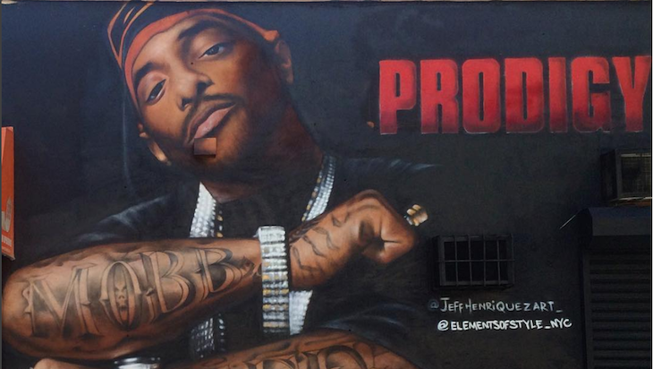 Image result for prodigy mural