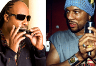 The Music Of Common & Stevie Wonder Is A Perfect Match In This Mash-Up Album (Audio)