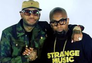 Royce 5'9 & Tech N9ne Are Barely Human On A Song That Shows Their Elite Skills (Audio)