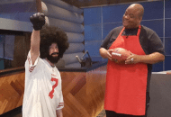 Kid From Kid N Play Impersonates Colin Kaepernick For Jason Whitlock (Video)