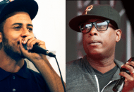Talib Kweli & Blu Gang Up On A Beat. It's Fight Night For 2 Great MCs (Audio)