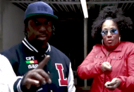 The Lady Of Rage Roughs Up A Tough DJ Premier Track With MC Eiht (Video)