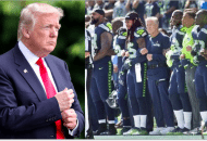 NFL Players & Owners Are Standing Against Donald Trump & For The Right To Take A Knee