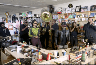 The Roots' Tiny Desk Concert Is BIG, Brassy And Beautiful (Video)
