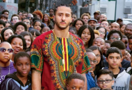 Standing Tall: Colin Kaepernick Is GQ's 2017 Citizen Of The Year (Video)