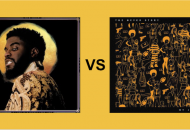 Who Had The Best Rap Album Of 2017 (Battle 5): Big K.R.I.T. vs. J.I.D.