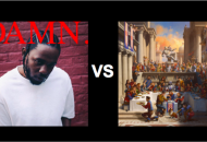 Who Had The Best Rap Album Of 2017 (Battle 11): Kendrick Lamar vs. Logic