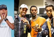 Pharrell & Migos Make A Jam Called Stir Fry. It's Hot & Spicy Funk (Audio)