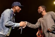 N*E*R*D Hand Kendrick Lamar The Mic Again. Their Second Collabo Flies (Audio)