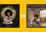 Who Had The Best Rap Album Of 2017 (Battle 2): Rapsody vs. Vic Mensa