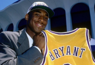As Kobe Bryant's Jersey Numbers Are Retired A Video Shows That Basketball Was Always His #1